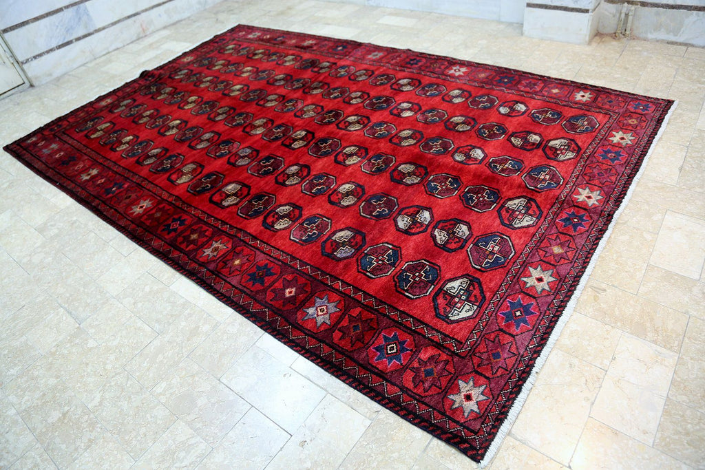 Tribal Turkoman Rug