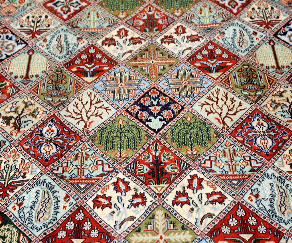 Compartment Design Isfahan Rug