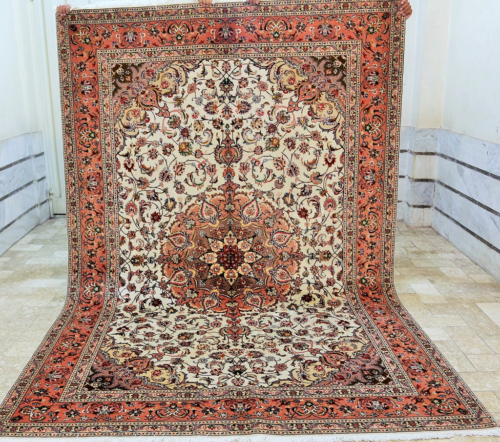 Masterpiece Tabriz Carpet
