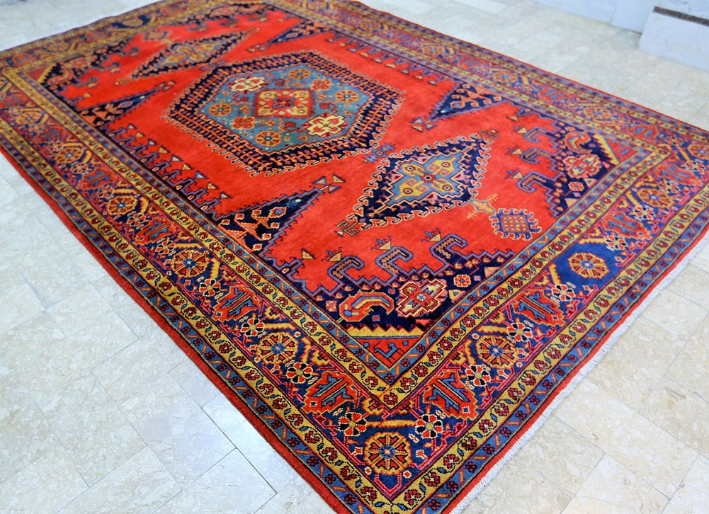 Discounted Room Size Vis Rug