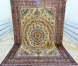 Traditional Persian Birjand Rug