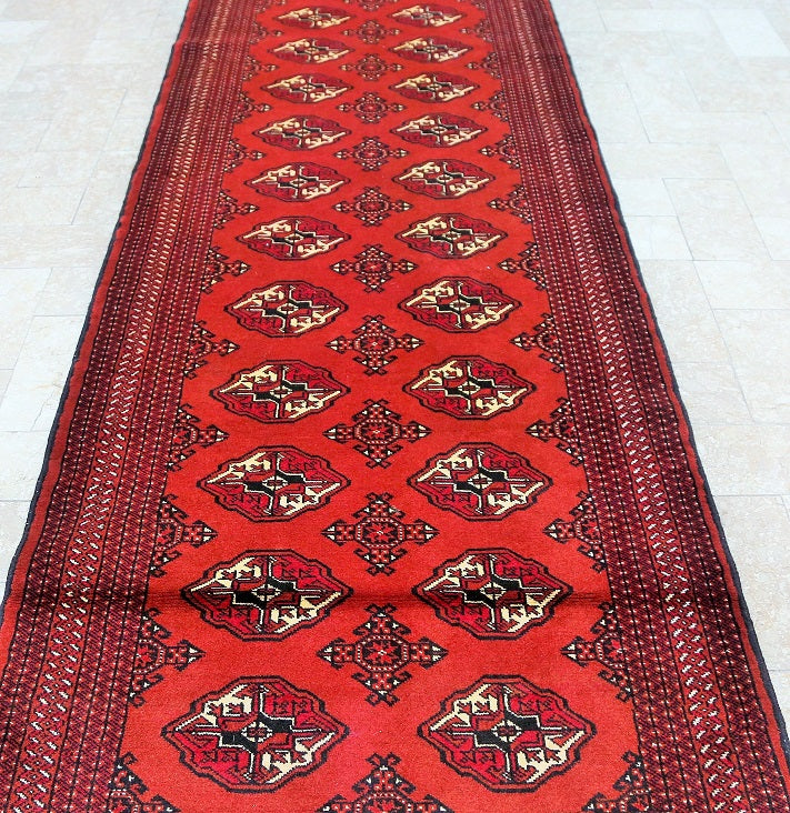 Tribal Turkoman Persian Runner