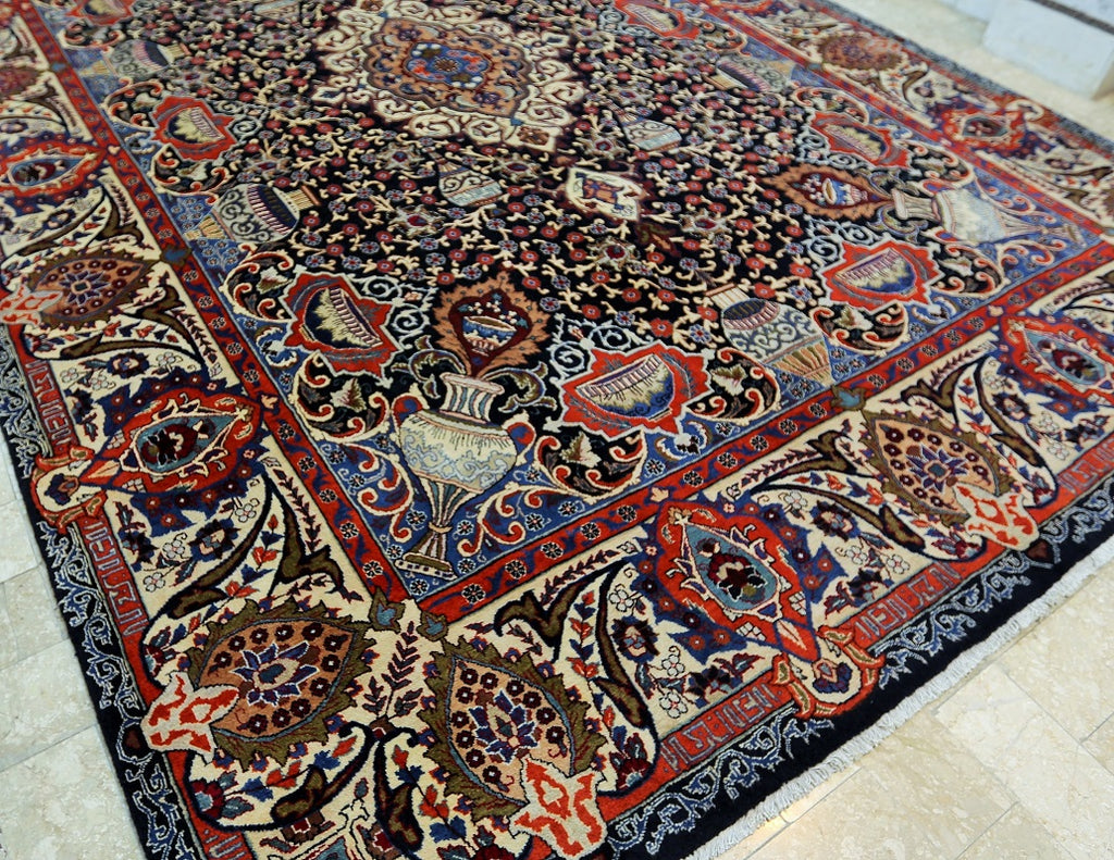 Treasure Design Kashmar Rug