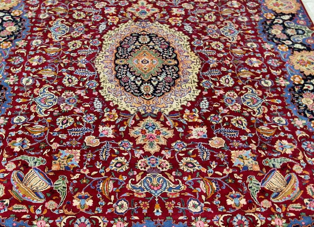 Treasure Design Mashad Rug