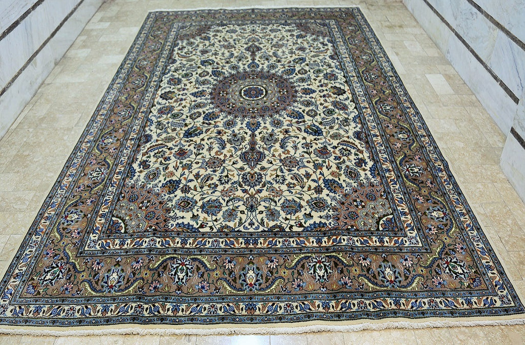 Dome Medallion Design Rug