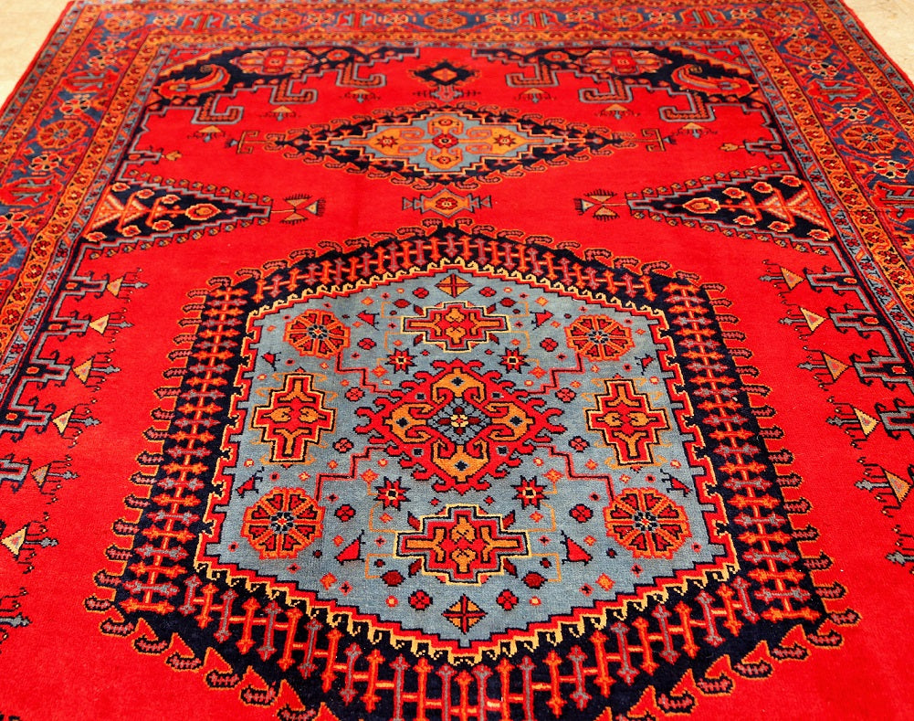 Tribal Vis Rug