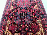 Room Size Tribal Persian Rug