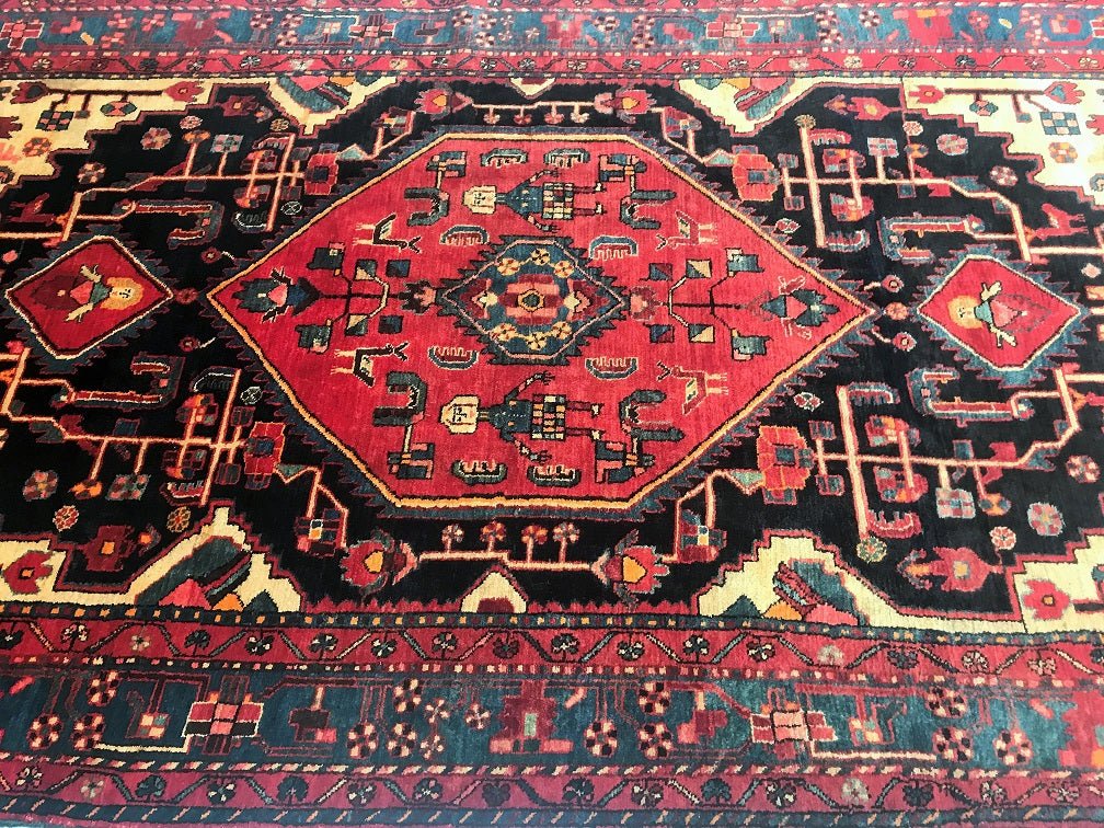Room Size Village Tuserkan Rug