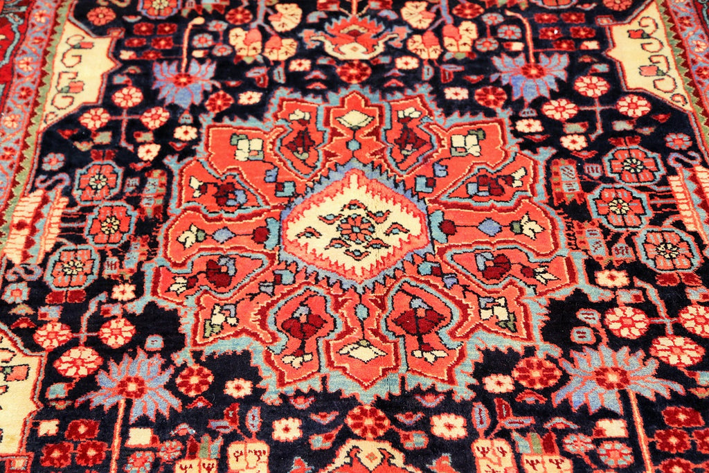 Tribal Nahavand Persian Rug