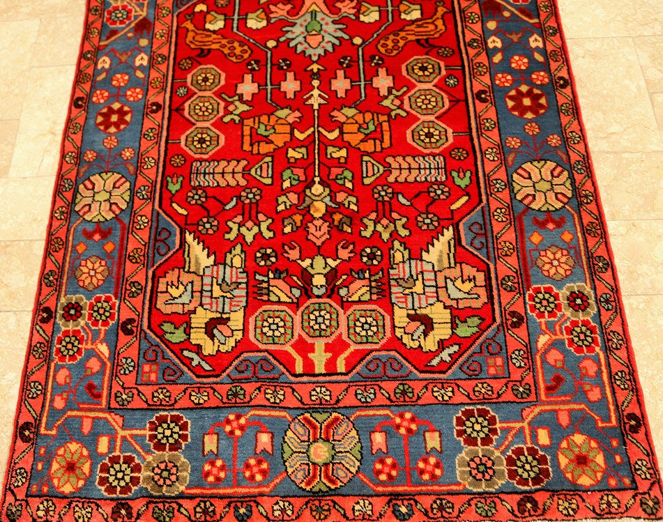 Village Nahavand Persian Runner