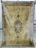Masterpiece Pure Silk Qum