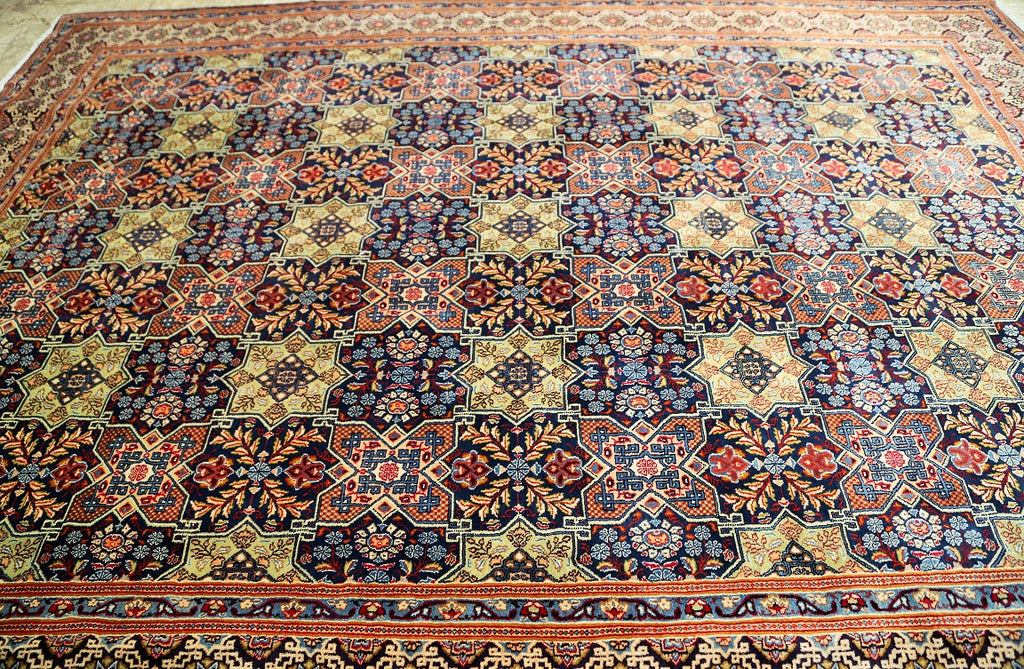 Top Quality Birjand Persian Rug