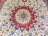 Large Room Size Mashad Rug