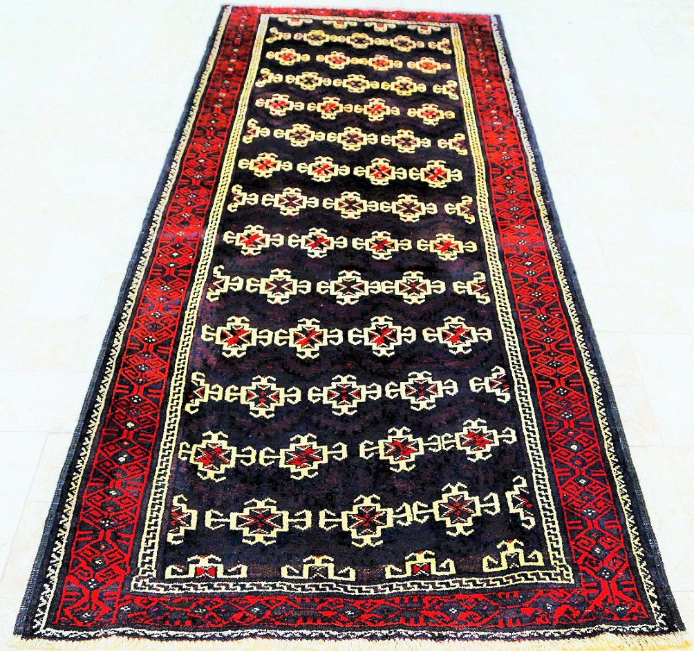 Wool Tribal Persian rug