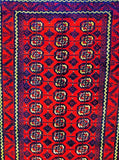 Mori Gol Tribal Rug