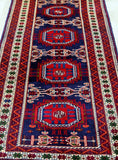 Tribal Kurdi Quchan Runner