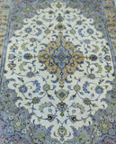 Superfine lambs wool Kashan Rug