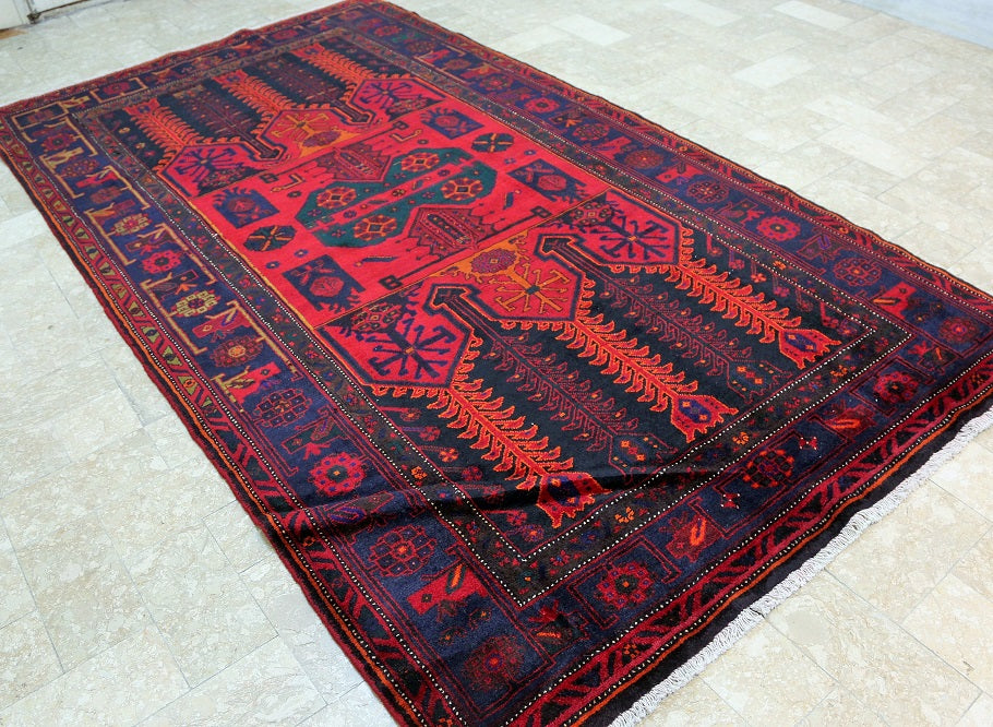 Tribal Persian Koliai Rug
