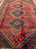 Double Knotted Persian Shiraz Rug