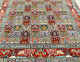 Superb Garden Design Birjand Rug
