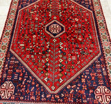 Fine Tribal Abadeh Rug