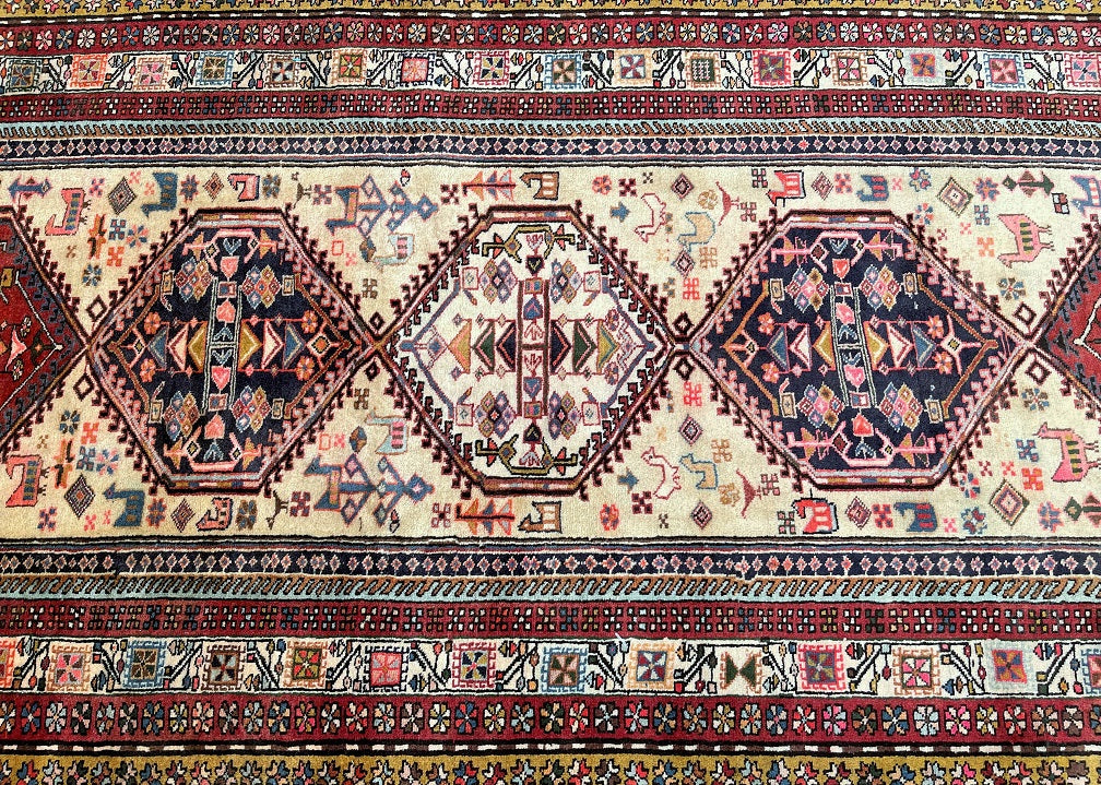 Top Quality Persian Nain Rug