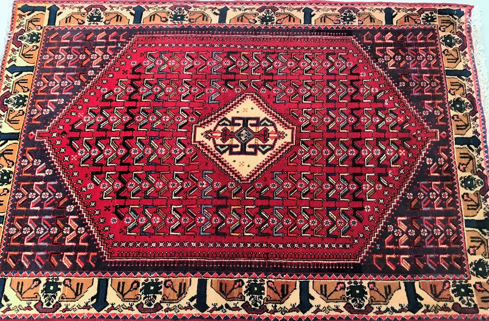 Abadeh_rug