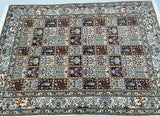 4x3m Tabriz Traditional Persian Rug