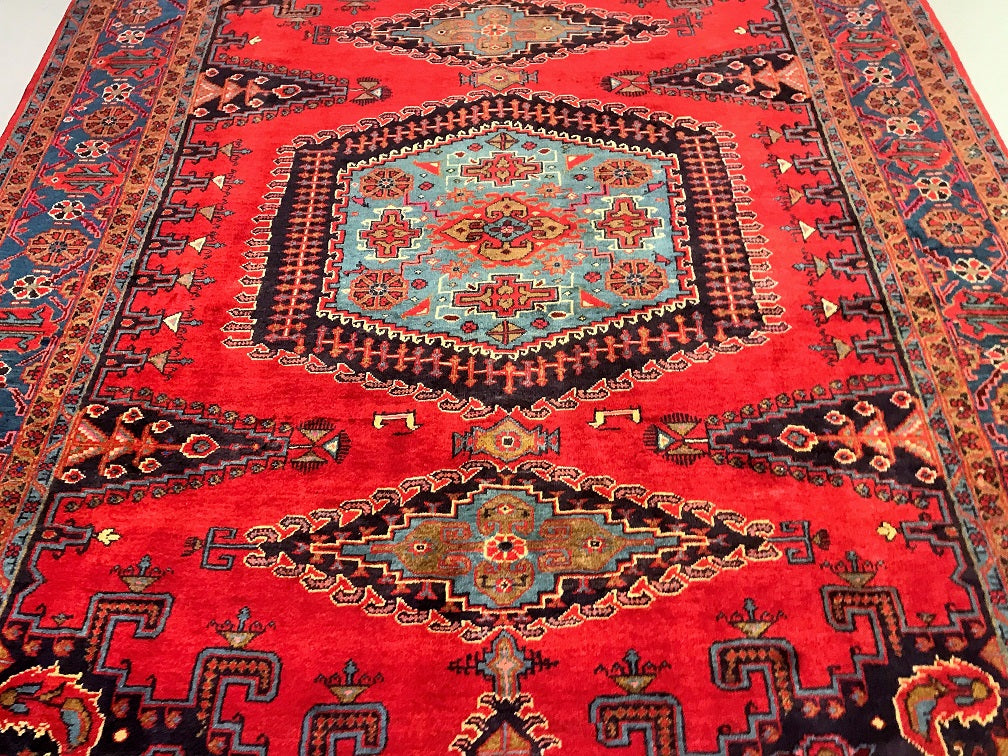 Large Size Tribal Arak Rug