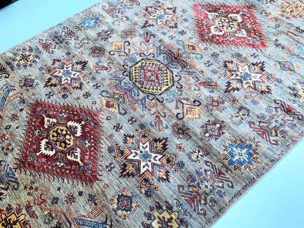 superfine_Kazak_rug