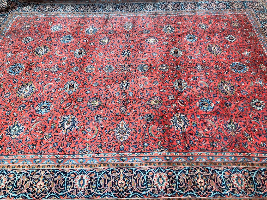 Superfine Sarough Rug 4x3m