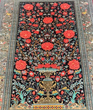 French_Roses_Silk_rug