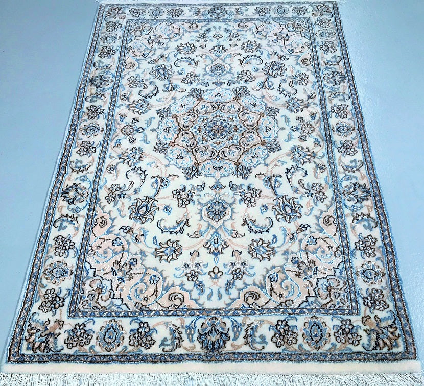 Sandy Persian Nain Rug