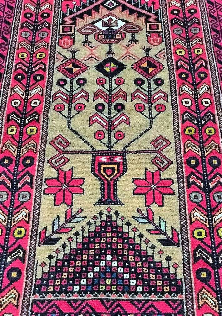 Tree Of Life Balouchi Rug