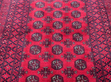 Light Blue Super Kazak Rug