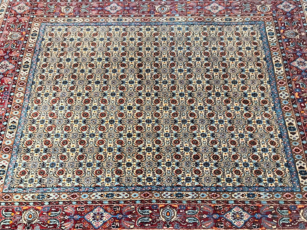 Superfine Herati Persian Rug
