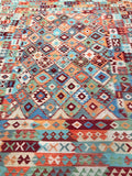 Large Room Size Boho Kilim