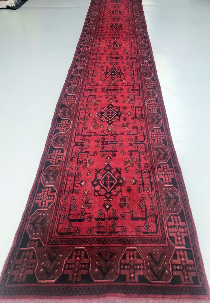 Afghan_hall_runner_Perth