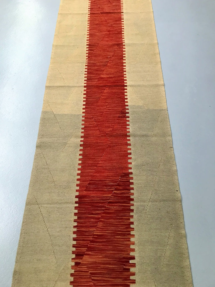 Contemporary Boho Kilim Runner