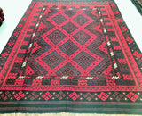 Masterpiece Persian Nain Rug Signed