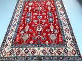 Afghan Kazak Carpet