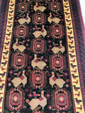 Unique Tribal Balouchi Rug