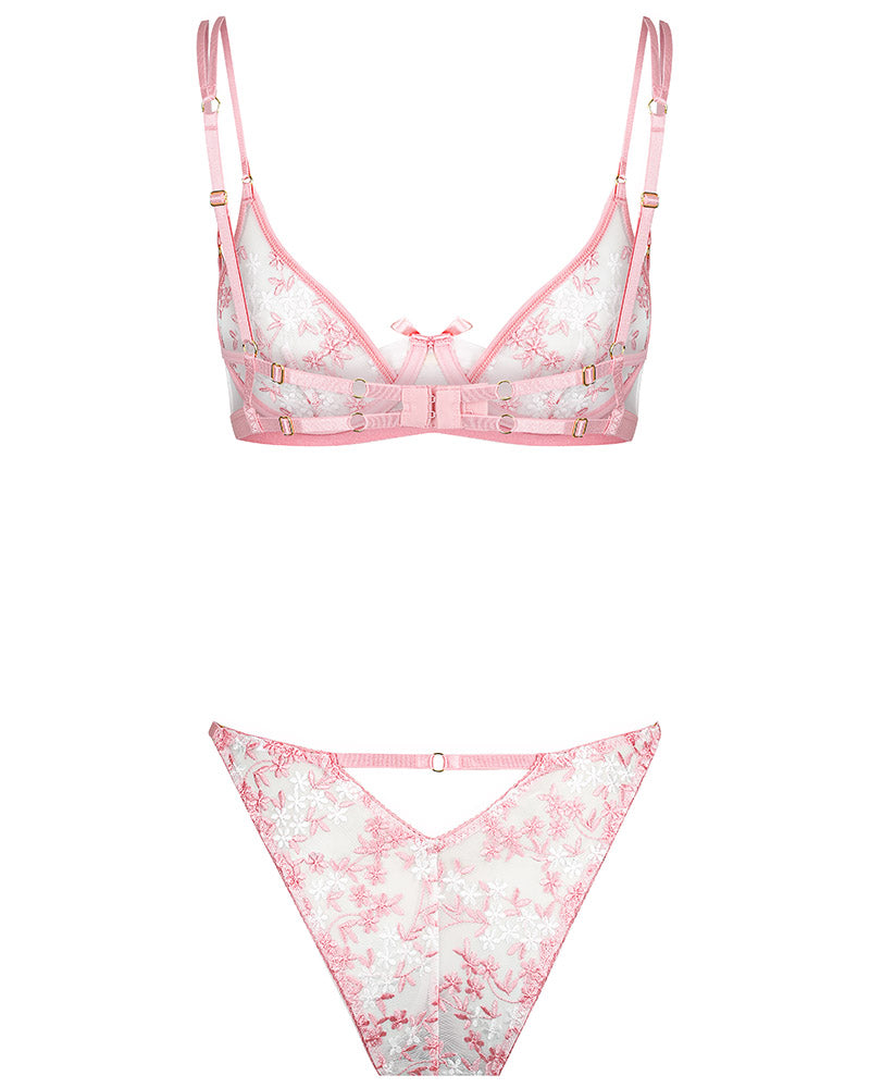 Bailey Set Pink