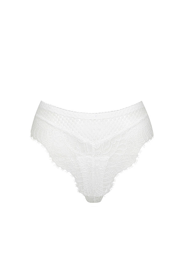 Charlie Bottoms White - Forever and a day intimates