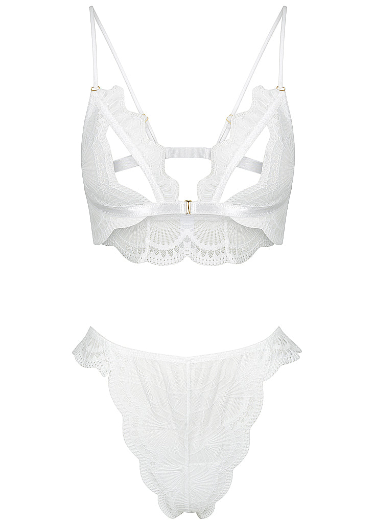 Marley set white - Forever and a day intimates