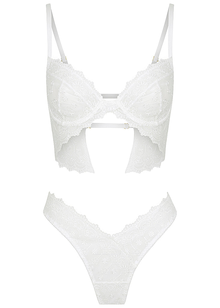 BYRON SET WHITE