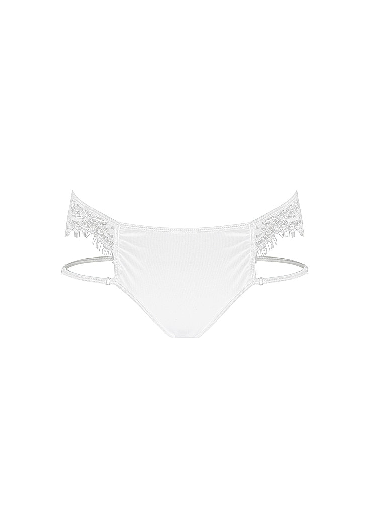 Josie Bottom White - Forever and a day intimates