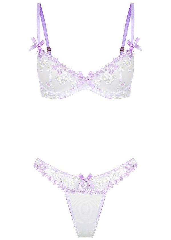 RILEY SET LILAC