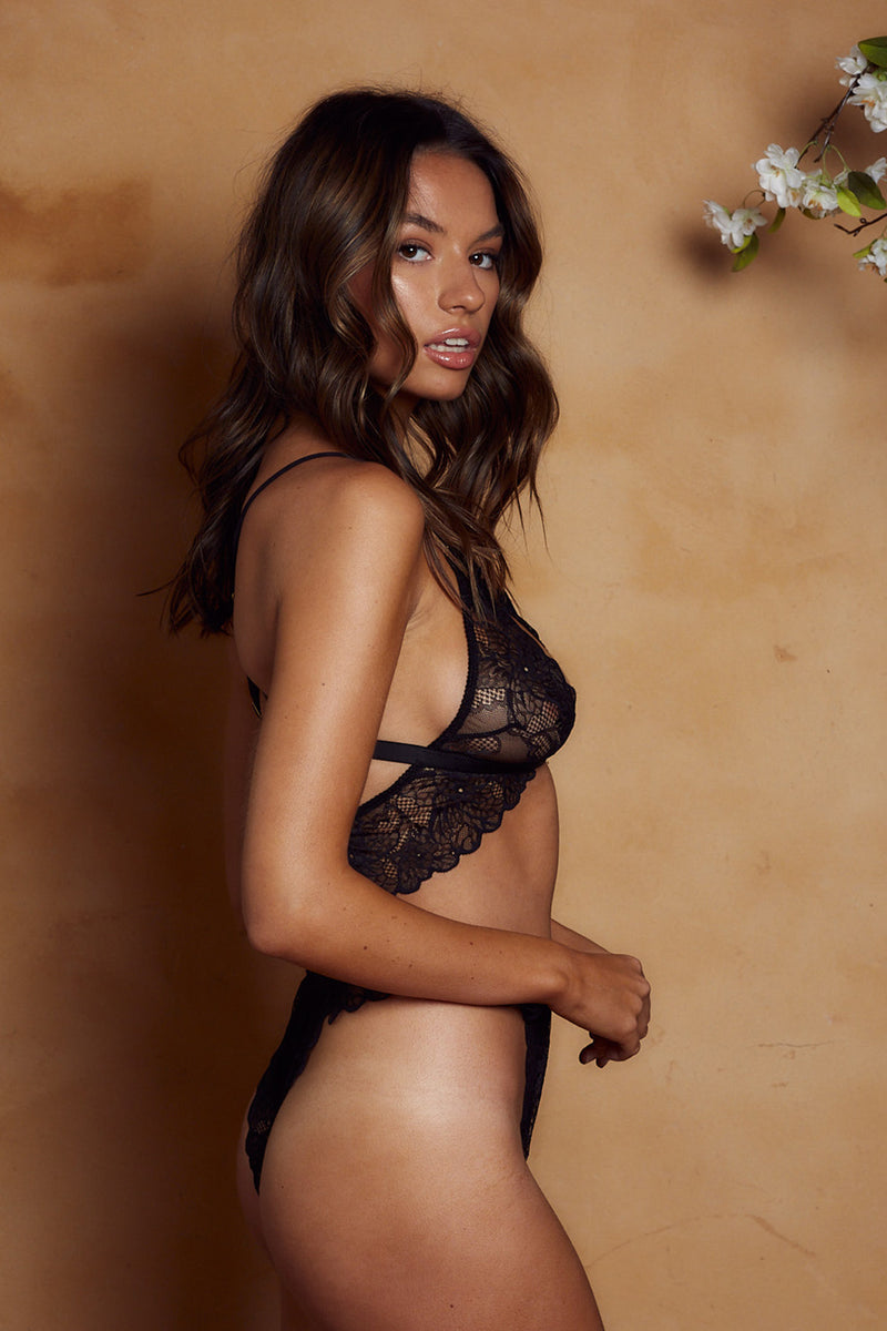 Marley set black - Forever and a day intimates