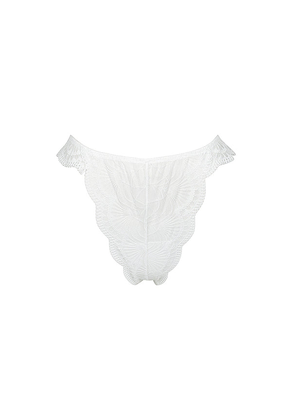 Marley Bottoms White - Forever and a day intimates